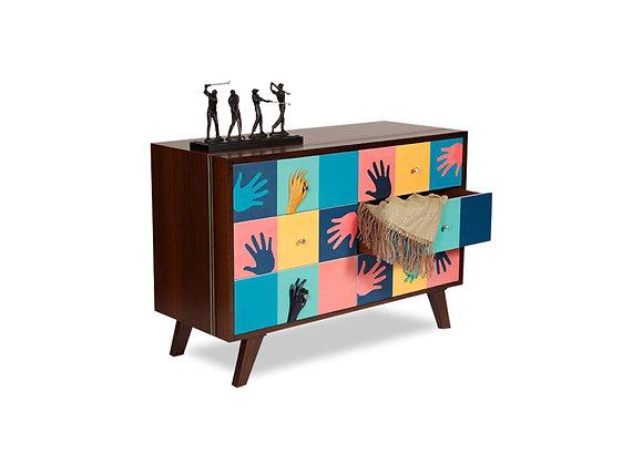 Hands Cabinet
