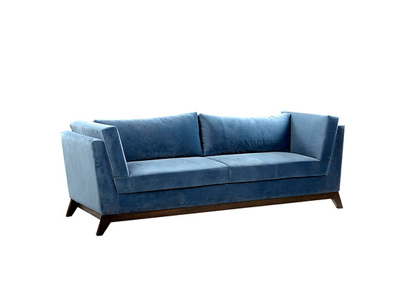 Blue Moon Three Seater