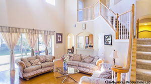 inside home photography