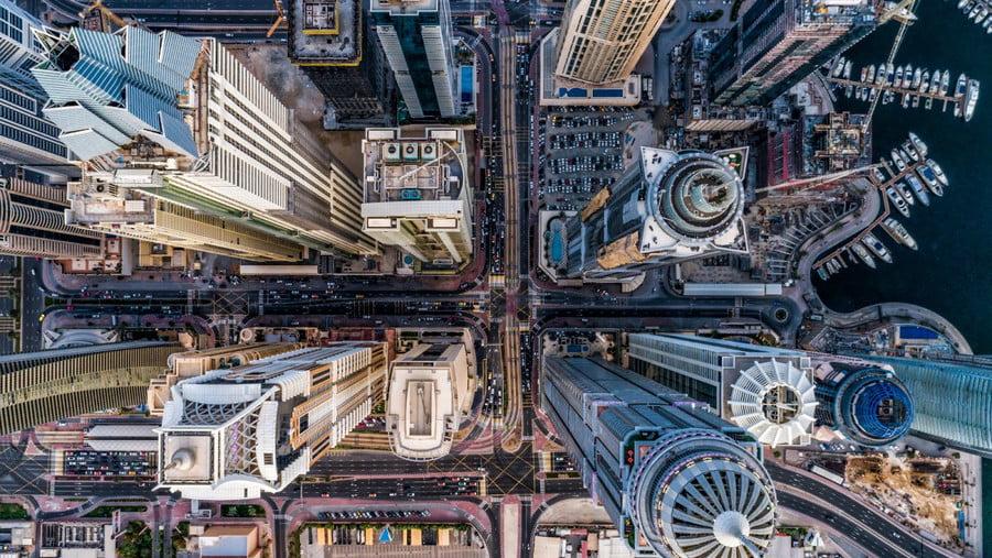 Dubai, UAE Bachirm_Dronestagram