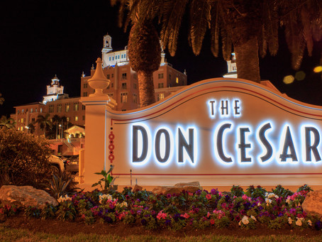 The Don Cesar Birthday! 90 Years old today! Happy Birthday!