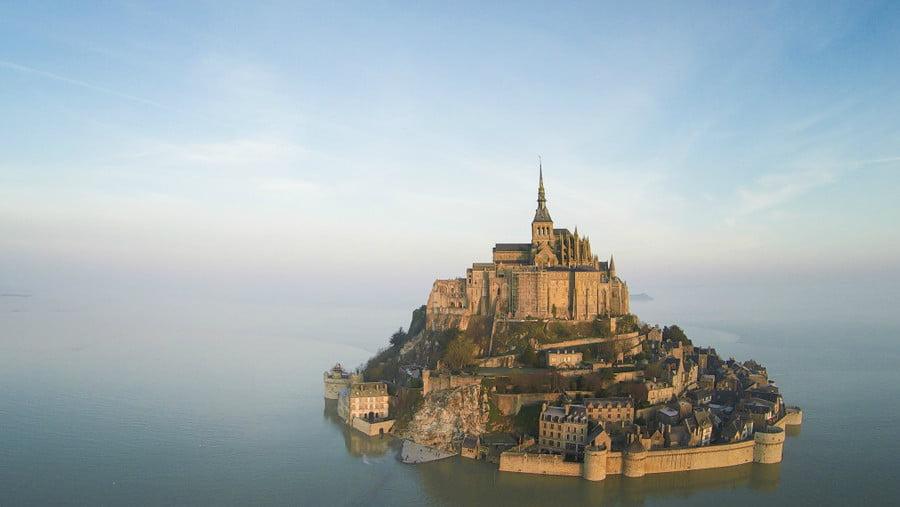 Mont Saint Michel, France WanaiiFilms_Dr
