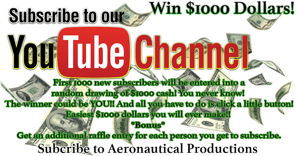Win free money! 1000 dollars cash!