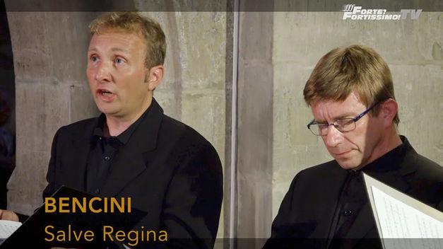 Pietro Paolo Bencini: Salve Regina