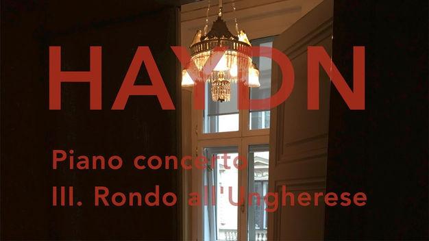 Joseph Haydn: Klavierkonzert in D-Dur, III. Satz