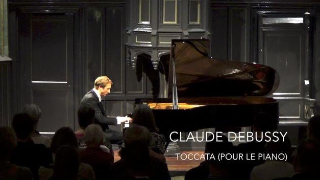 Claude Debussy: Toccata (Pour le Piano)