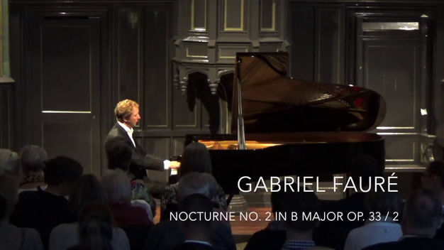 Gabriel Fauré: Nocturne no. 2 in B major op. 33/2