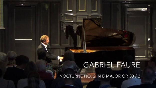 Gabriel Fauré: Nocturne Nr. 2 in H-Dur op. 33/2