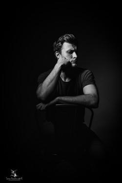 Mann Studio Portrait