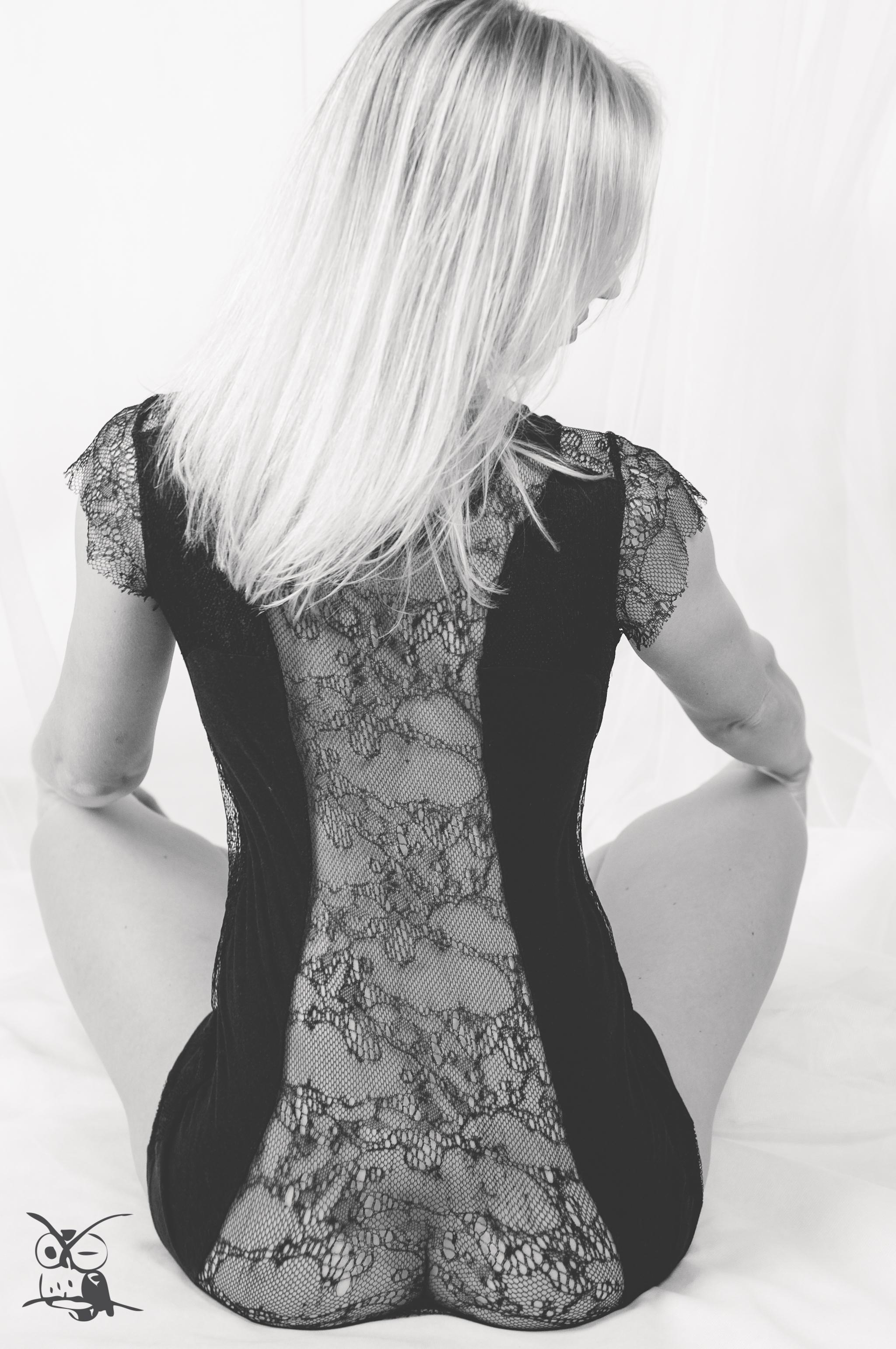 frau- sensuell
