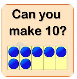 liczenie od 1 do 10