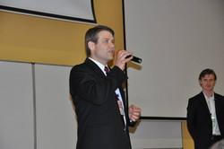 dr David Chuss, astrofizyk