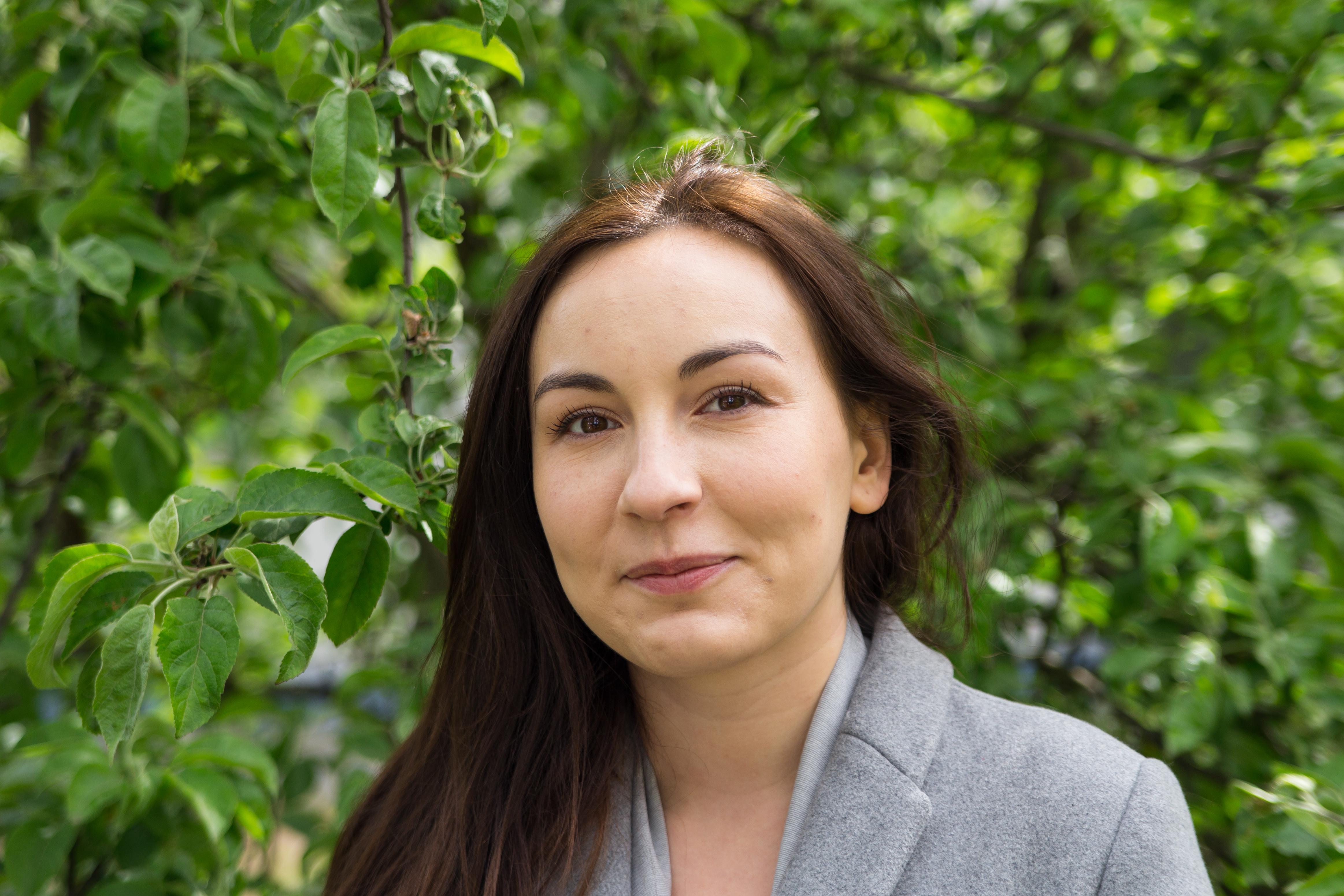 mgr  Joanna Krauze