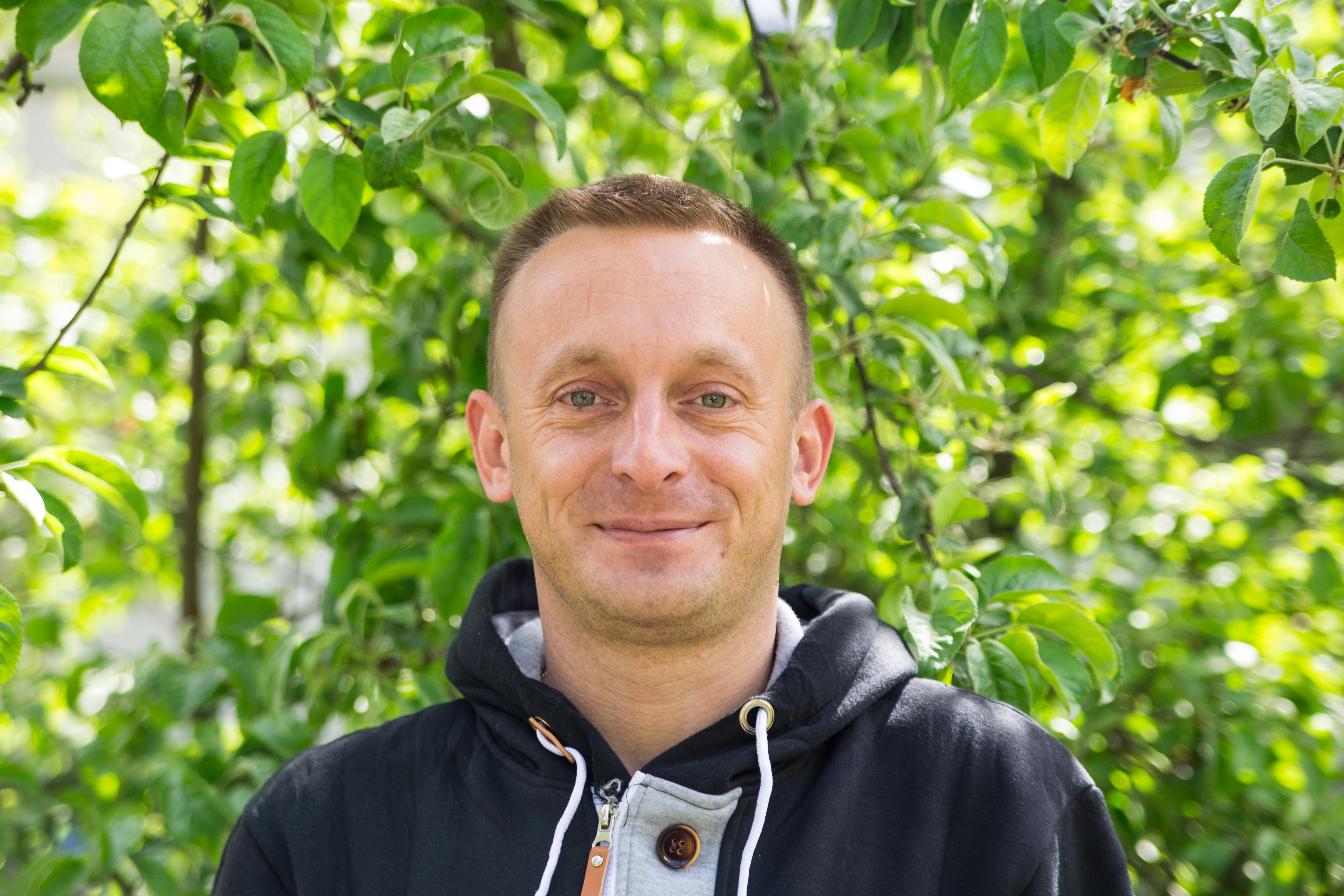mgr Krzysztof Drzewiecki