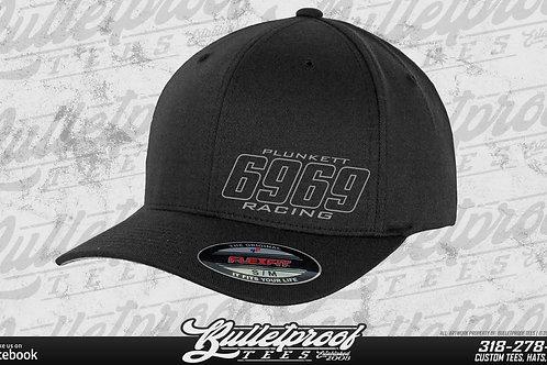 Plunkett Racing 6969 FlexFit Hat