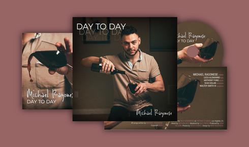 MichaelRagonese - CD Package