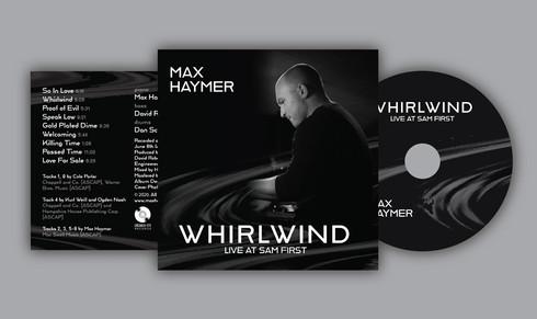 Max Haymer - CD Package