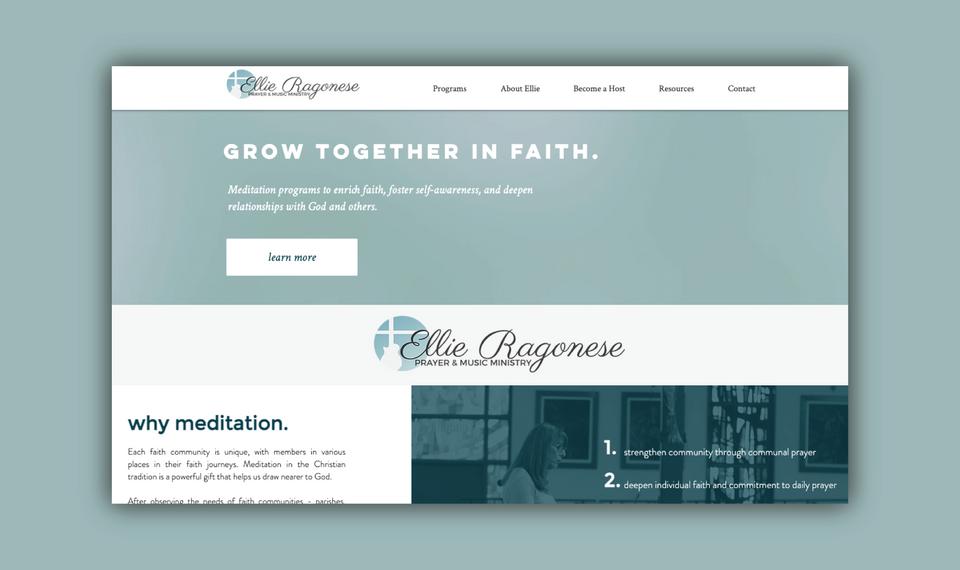 Ellie Ragonese - Website