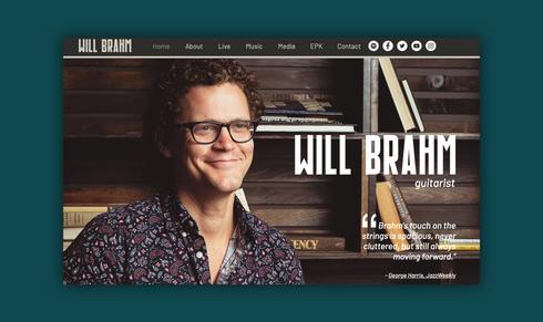 Will Brahm - Website