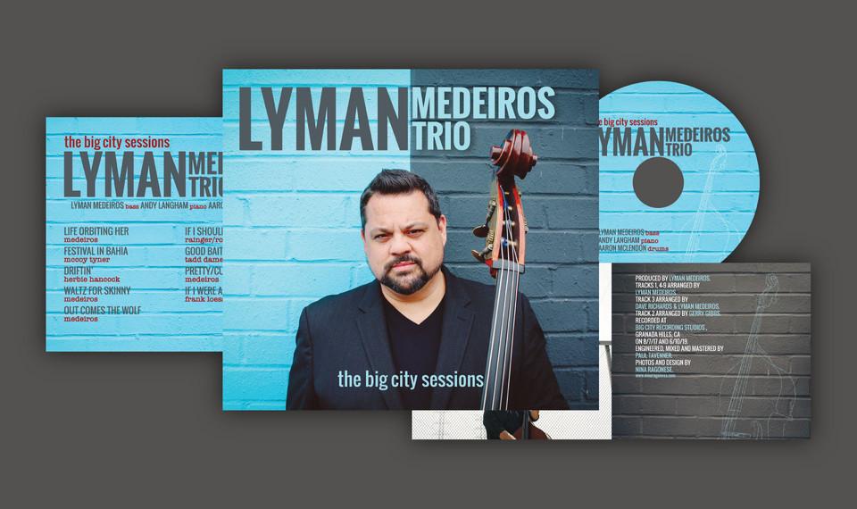 Lyman Medeiros - CD Package