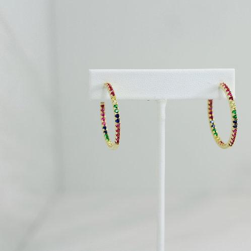 Rainbow Hoops