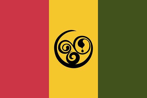African Nova Scotia Flag