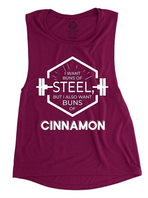 Buns of Steel or Buns of Cinnamon
