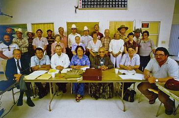 First Churro Association Meeting