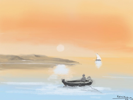 Digital Paintings by - Kiran Vaishnav