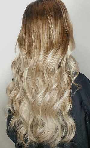 Light Blend Ombre - Starting at