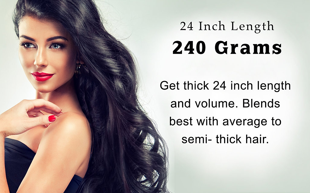 100 remy human hair clip in and halo hair extensions remy clips remy clips 240 grams pmusecretfo Choice Image