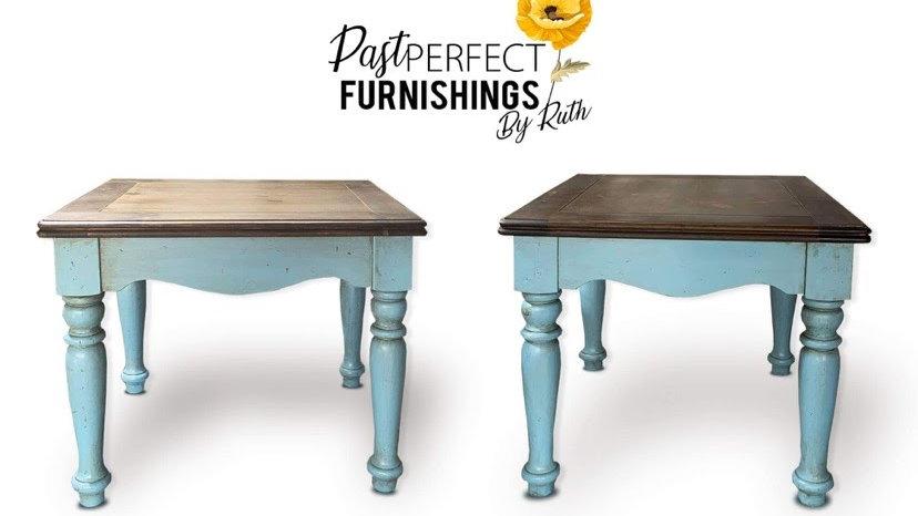 Farmhouse Side Table-Pair