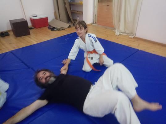 אימון ילדים-מבוגרים