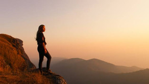 Standing on the Mountain:  Transforming Emotional Distress