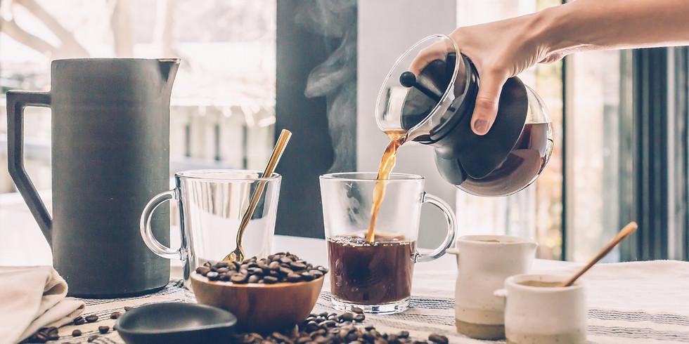 Webinar - ¡Café Saludable!