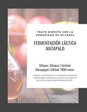 ML16 Matapalo | WBrC | [Cítrico Perfumado]