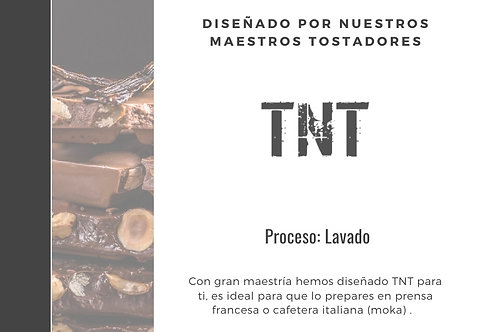 TNT Blend | [Brown]