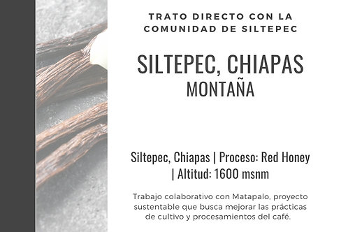 BL15 Siltepec | Montaña | [Brown]