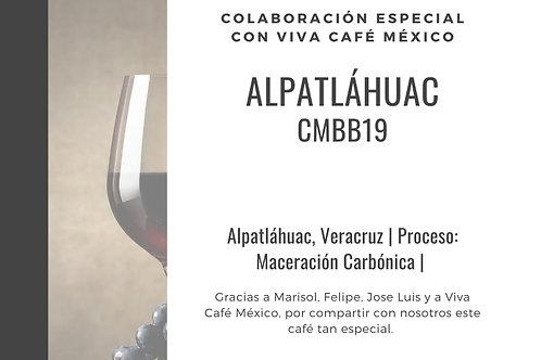 CMBB19 Alpatláhuac | WBrC | [Funky]