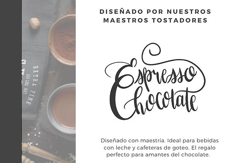 Espresso Chocolate | [Funky]