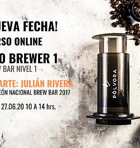 Curso en línea Pro Brewer 1