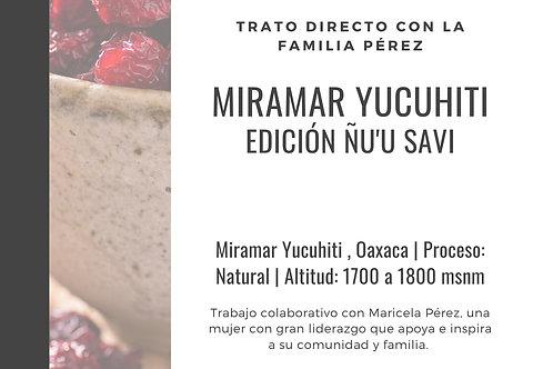 Oaxaca   Gran Reserva   [Frutas Secas]