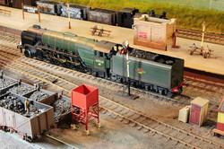 LNER Thompson A2 'Herringbone'