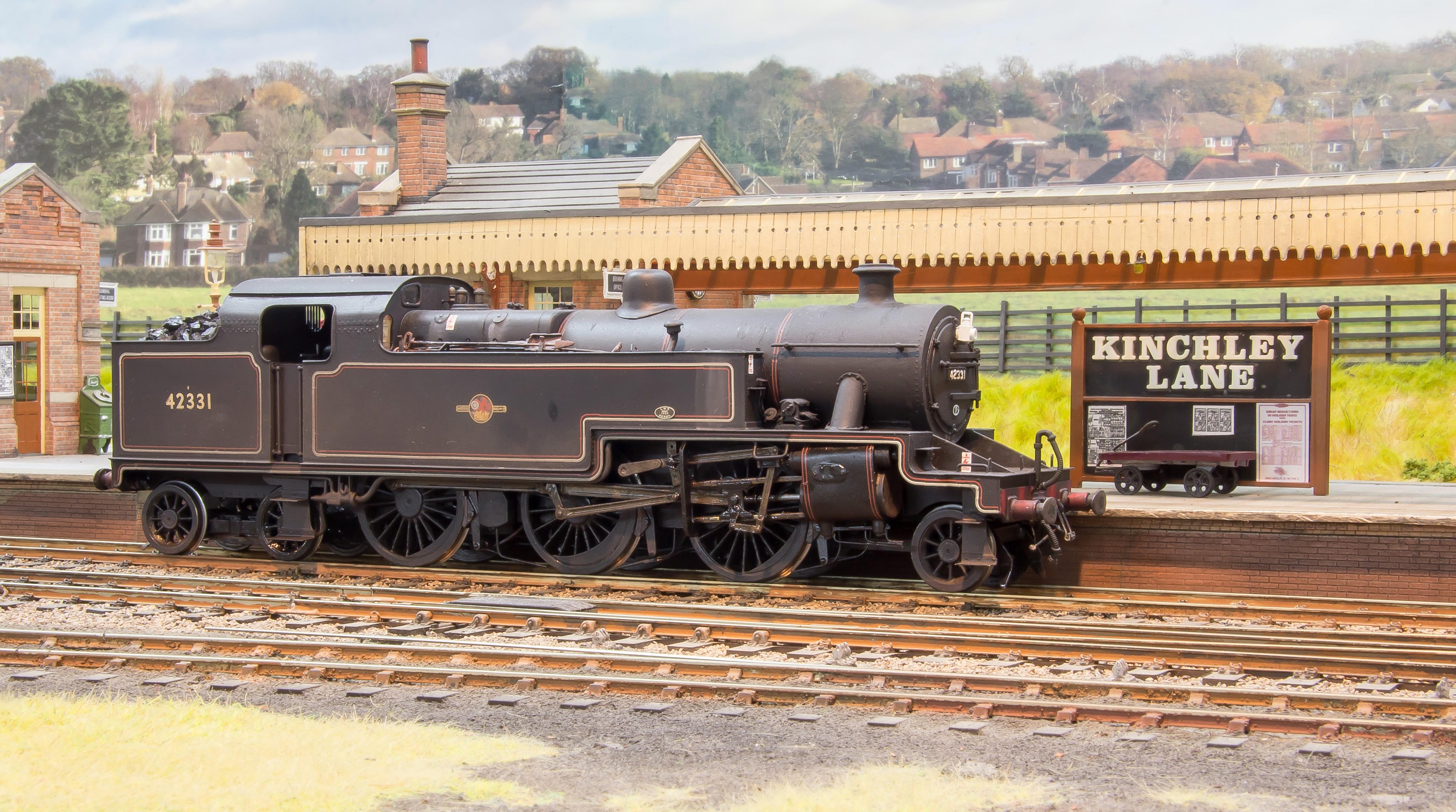 LMS Fowler class 4P 2-6-4T 42331