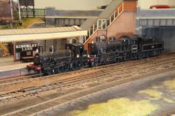 'Rerrier' and Ivatt Class 2MT