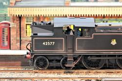 LMS Stanier class 4P 2-6-4T 42577