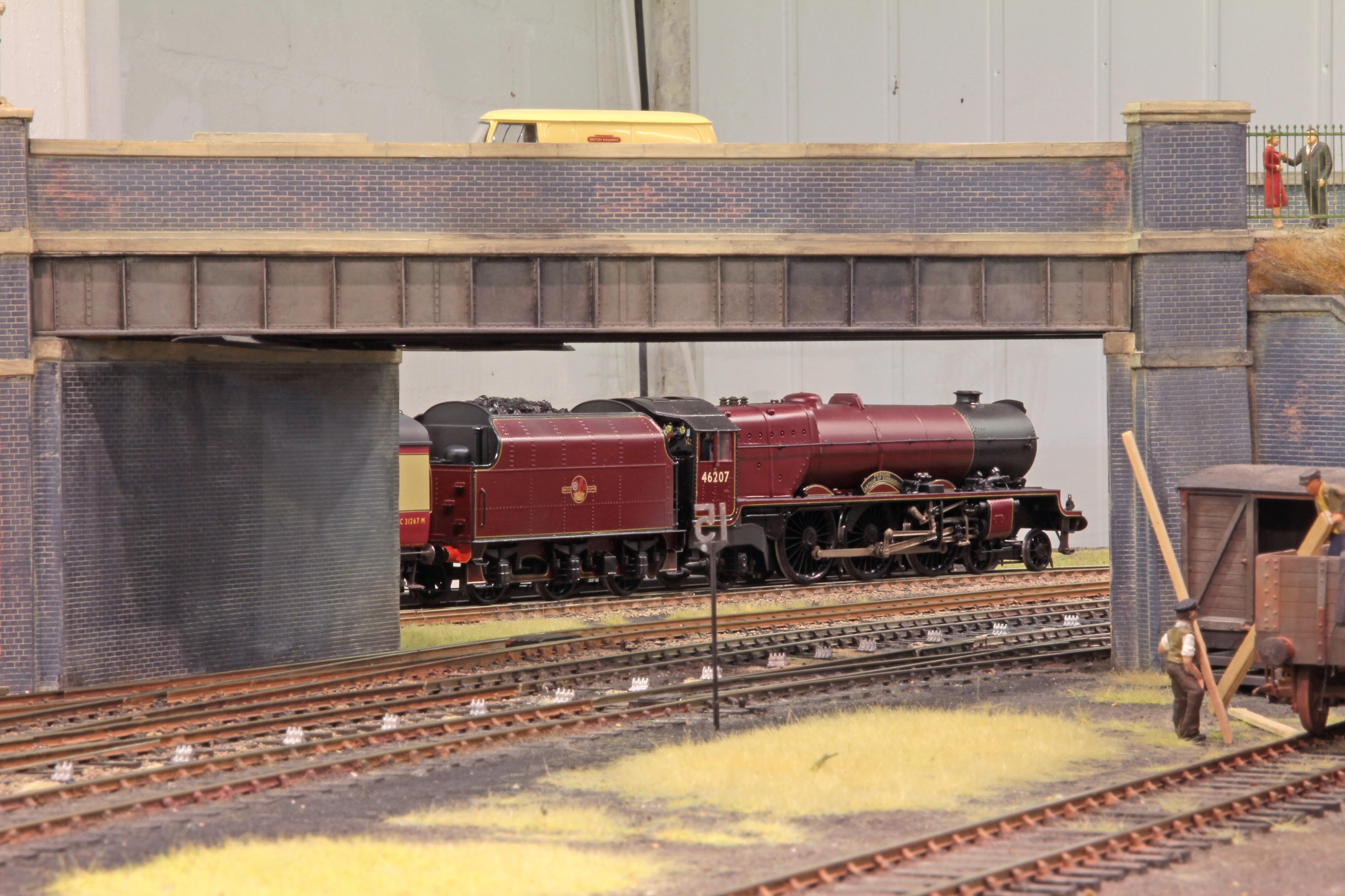 LMS Stanier 'Princess Royal' class 4-6-2