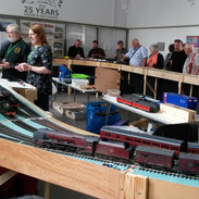 The test track in action in the waiting room of Carlisle station.jpg