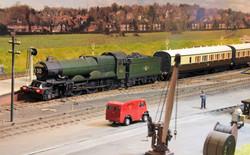 GWR 6013 'King Henry VIII th