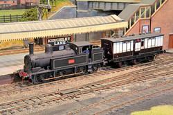 LNWR coal tank